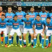 Il calendario del Calcio Napoli nelle sale dell'Archeologico