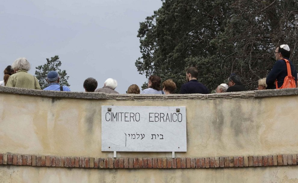 Cimitero ebraico:  i funerali di Alberta Levi Temin, testimone delle persecuzioni naziste