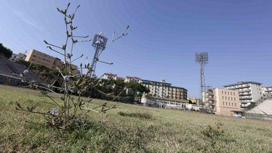Vomero, stadio Collana: via ai primi interventi