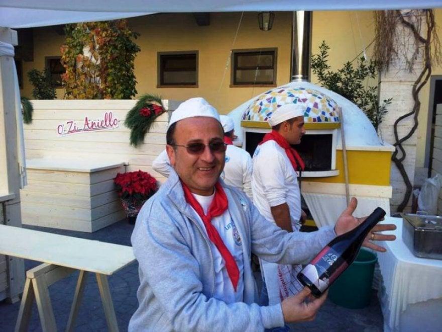 Ai poveri di Madre Teresa una pizza napoletana