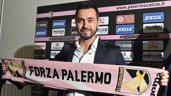 Il Palermo riparte da una vecchia conoscenza del San Paolo: De Zerbi sostituirà Ballardini. Ma sabato contro il Napoli sarà in tribuna