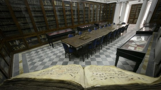 """""""Portate qui le carte dei Girolamini"""", la direttrice del Conservatorio di Napoli scrive al ministro Franceschini"""