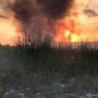 Terra dei fuochi, droni e webcam per la guerra ai roghi di rifiuti