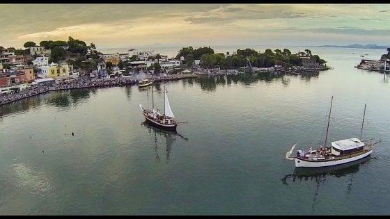 Da lago ad approdo: il porto di Ischia festeggia il suo compleanno