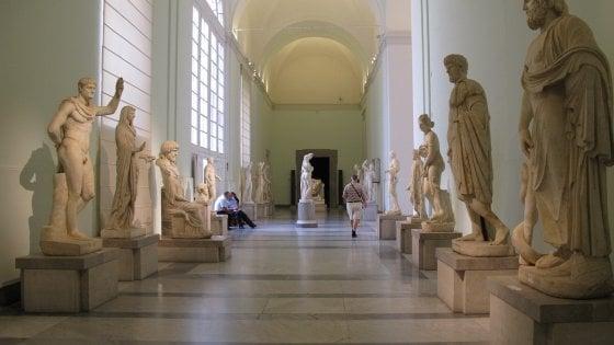 Aperture serali straordinarie a 1 euro e visite guidate a Napoli e in Campania : tornano le Giornate europee del patrimonio