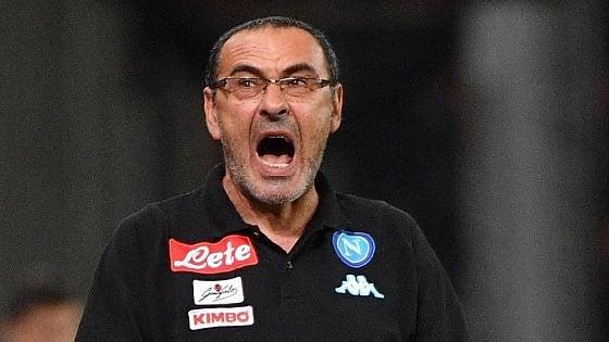 """Napoli, la squadra sta con Sarri. Milik: """"Il nostro allenatore è una persona speciale"""""""