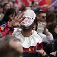 """""""Bagnoli libera"""", il corteo contro il commissariamento a Roma"""