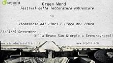 Al via il Festival della letteratura ambientale