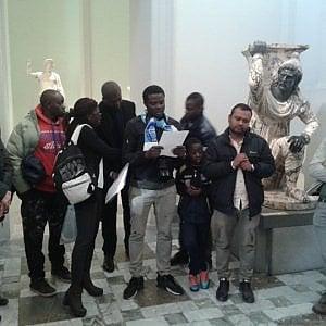 Napoli, al Museo archeologico nazionale visite gratuite per i migranti
