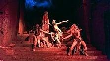 L'Inferno di Dante  al Museo del sottosuolo