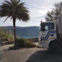 Ischia, no ai camion della Nettezza urbana sul belvedere delle Pietre rosse