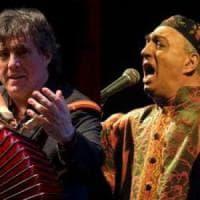 Ethnos Festival, a  San Giorgio a Cremano Peppe Barra riceve il premio alla