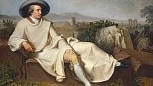 """""""Goethe: i miei giorni a Napoli"""", ecco il libro"""