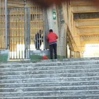 Avellino, la Procura sequestra una tribuna: stadio Partenio a rischio chiusura