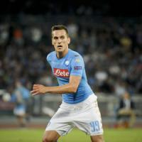 Napoli, Milik conquistato dall'affetto del San Paolo: