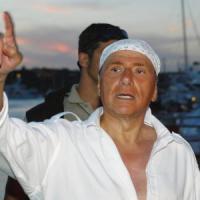 Silvio Berlusconi cittadino onorario di Santa Marina, il regalo del sindaco