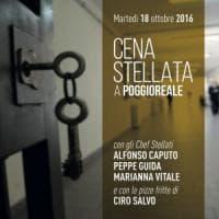 """Chef e detenuti per una """"Cena stellata"""" al carcere di Poggioreale"""