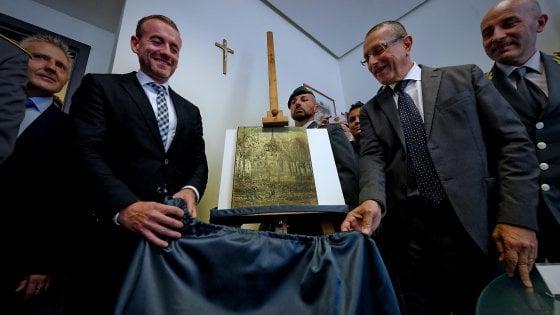 Ritrovati i due Van Gogh trafugati ad Amsterdam 14 anni fa: un tesoro da 100 milioni di dollari finito nelle mani della camorra