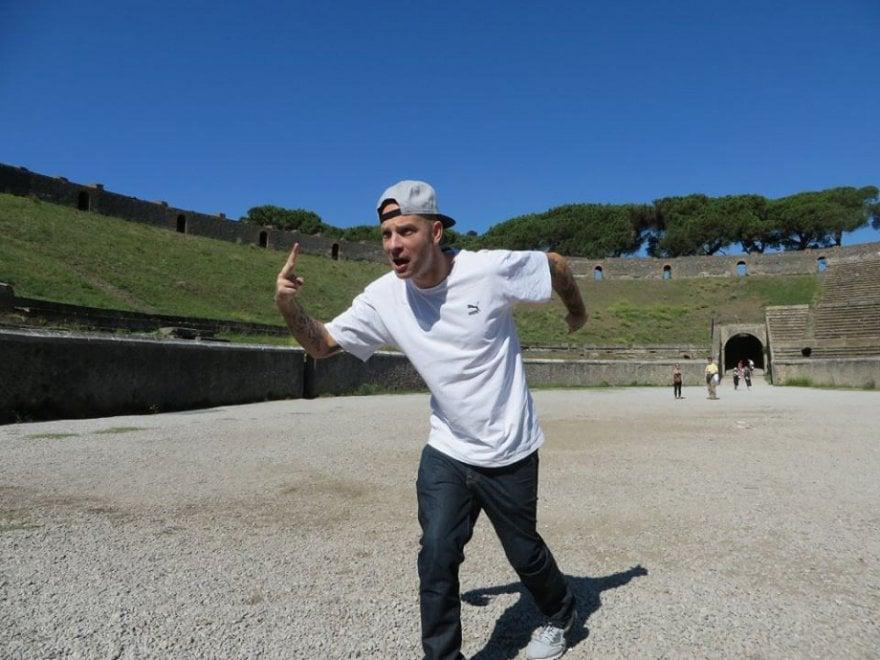 """Clementino conquistato da Pompei: """"Venite a visitarla"""""""