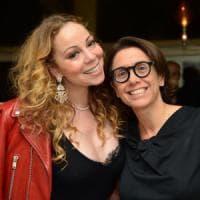 """Capri, blitz di Mariah Carey: """"Adoro l'isola e la sua cucina"""""""