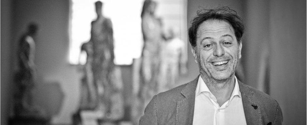 """I volti di Napoli, Paolo Giulierini: """"Farò del museo una piazza aperta"""""""