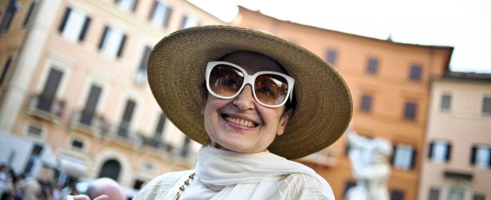 """Carla Fracci e il suo no a Milano: """"A Napoli mi sento a casa, festeggerò il compleanno al San Carlo"""""""