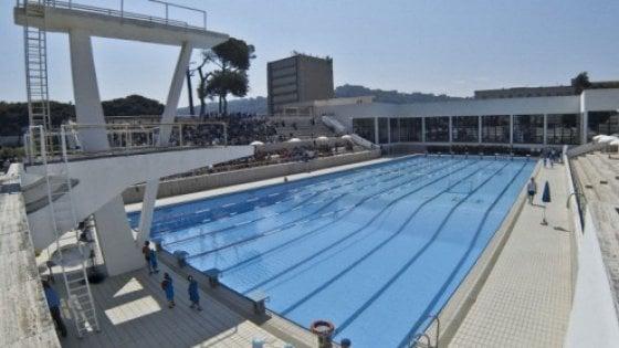 Napoli, Mostra d'Oltremare, chiuse piscina e palestra
