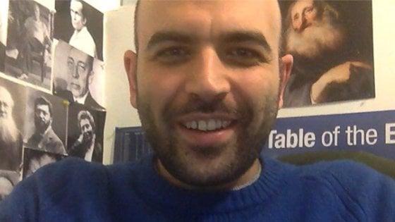 "Saviano sul Napoli: ""Squadra più fluida senza Higuain. Sarri? Mi ricorda Zeman"""