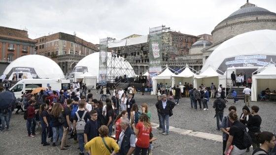 Futuro Remoto conquista Napoli, 40mila visitatori il primo giorno