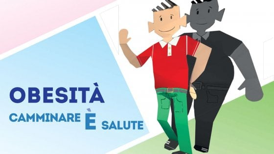Obesity Day a piazza Dante