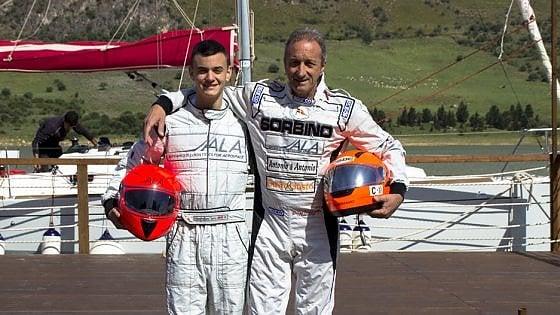Motonautica, Max Testa come papà Diego: campioni d'Italia 2016