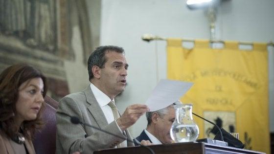 Napoli, approvato bilancio di previsione della Città Metropolitana