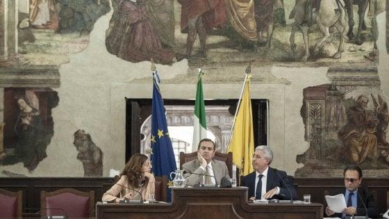Ecco i 24 nuovi consiglieri metropolitani di Napoli