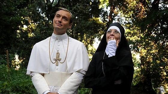 """Ecco """"The Young Pope"""", la serie diretta da Paolo Sorrentino. """"Il mio pontefice è l'opposto di papa Francesco"""""""