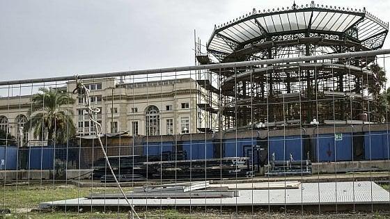 Napoli, parte la petizione per salvare la Villa comunale