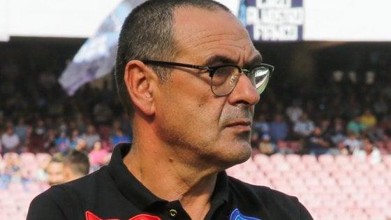 """Sarri, momento difficile: """"Troppi errori e con Milik perso un giocatore importante..."""""""