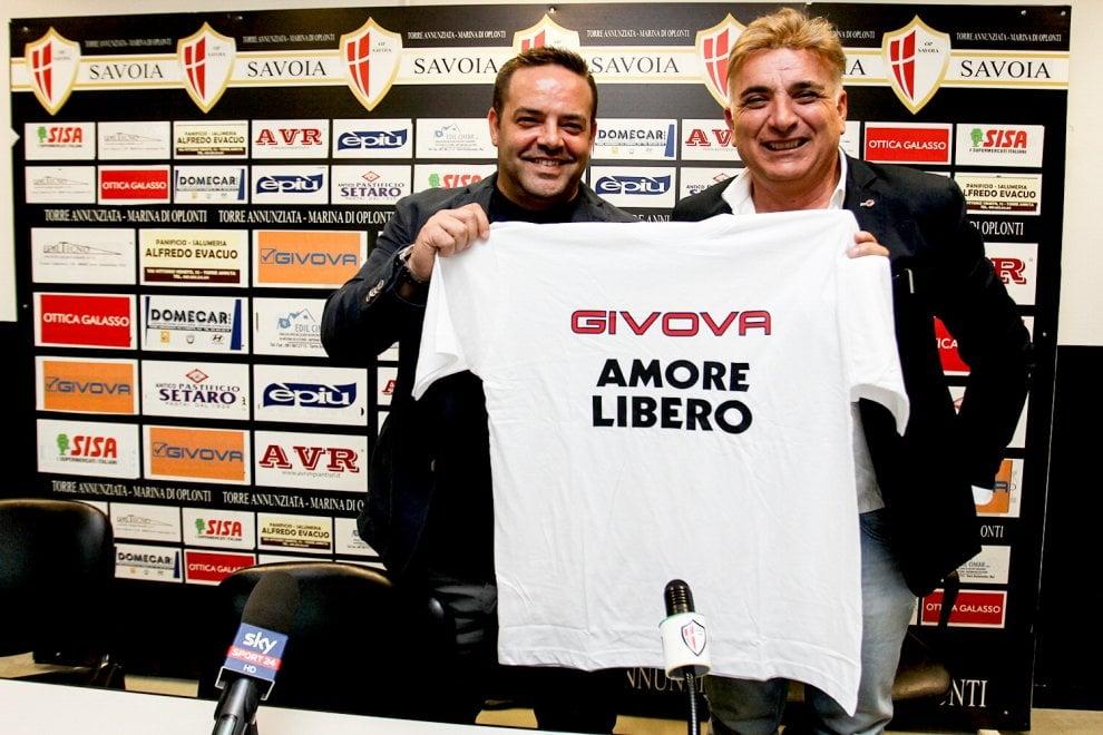 """Il Savoia Calcio gioca per """"La Giornata dell'amore"""""""
