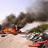 Blitz dei carabinieri nella Terra dei fuochi, sequestri e denunce