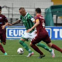 Castaldo di nuovo in campo, l'Avellino ritrova il super bomber