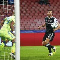 Napoli, delusione Champions, passa il Besiktas, fischi a Insigne