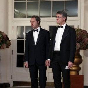 """Raffaele Cantone: """"La Casa Bianca e l'emozione per il mio primo smoking"""""""