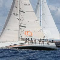 Vela, alla Middle Sea Race di Malta c'è anche Napoli, con Alcor V