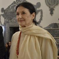 """Carla Fracci incanta il Suor Orsola Benincasa: """"Per me essere a Napoli"""
