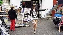 Dolce & Gabbana  il folklore è glamour    Capri diventa un set