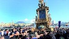 Madonna della Neve Tore Annunziata in festa