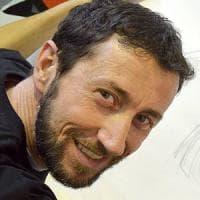 Napoli, l'Archeologico a fumetti nelle tavole di Blasco Pisapia