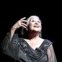 Napoli, Isa Danieli inaugura la stagione del teatro Nuovo con un omaggio