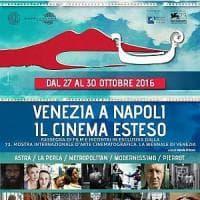 Venezia a Napoli, film e registi dalla mostra internazionale del cinema