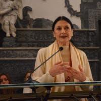 Carla Fracci, di nuovo in scena a Napoli: