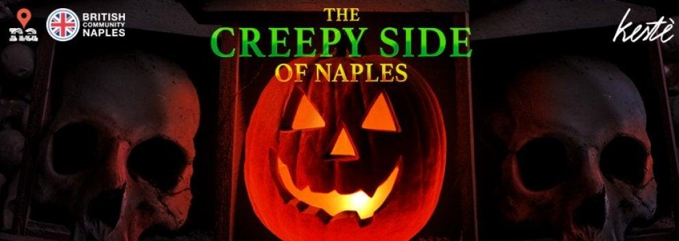 Halloween Napoli.Creepy Napoli Il Contest Di Halloween Della British Community 1